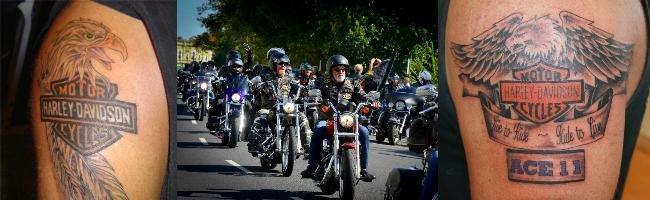 Harley Davidson brand lovers
