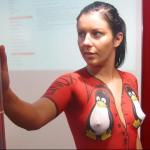 Linux-Body-Paint