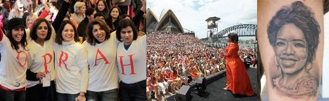 Oprah brand lovers