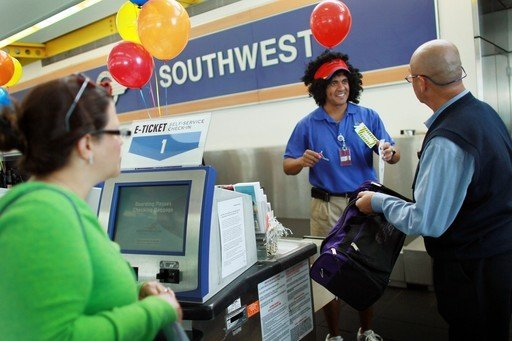 Southwest-airlines-Marketing