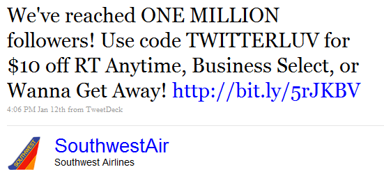 Social-Media-Marketing-Southwest-Airlines