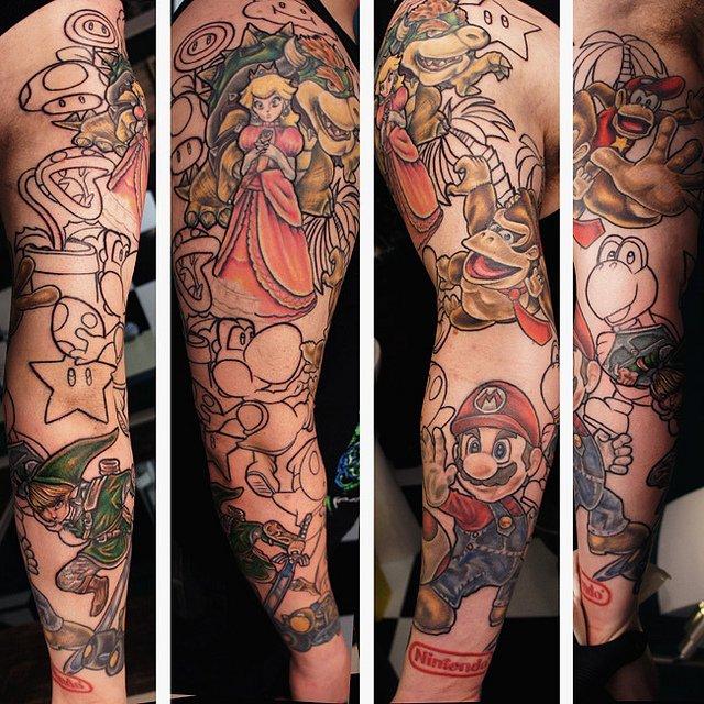 Nintendo-Tattoo-Brand-Loyalty