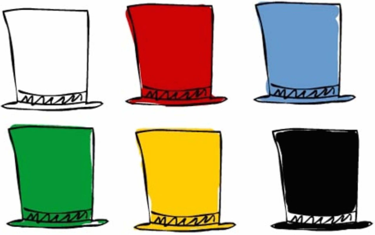Use The Six Thinking Hats For Better Meetings