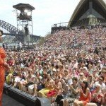 Oprah Australian Crowd
