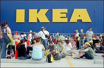 ikea how the swedish retailer became a global cult brand Ikea has evolved into the largest furniture retailer in the world with approximately 300 stores in 38  how the swedish retailer became a global cult brand, .